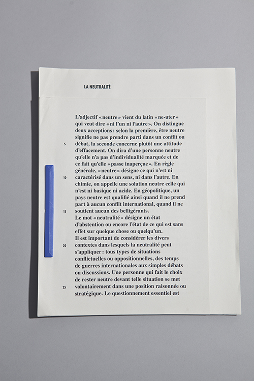 adrien borderie graphic design essay on the idea of neutrality how it relates to creativity and design